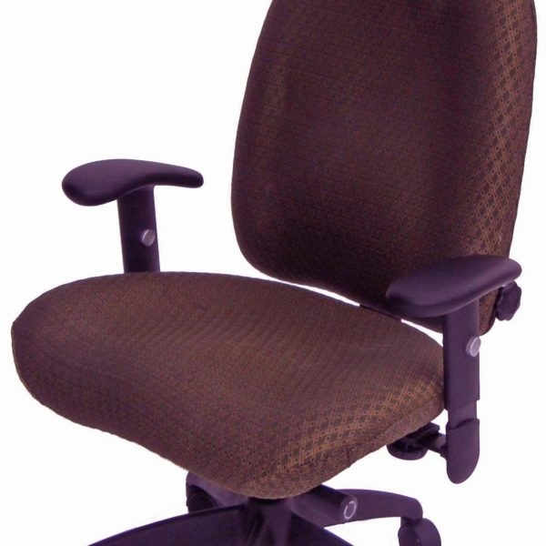 "Brick-Yard ""911"" Chair w/ Headrest ""ITU- Intensive Use"" 24/7"