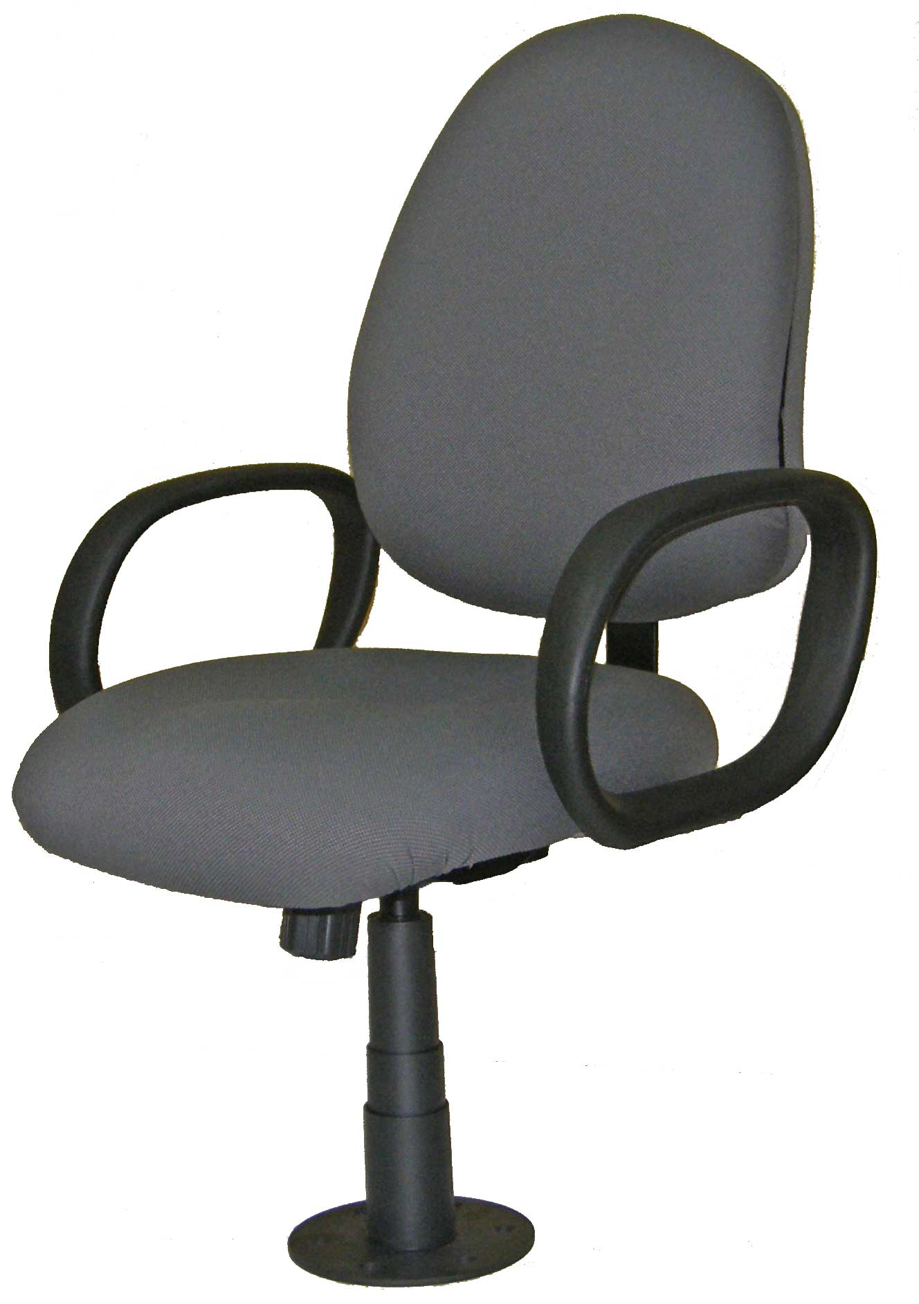 Exceptional Jury Room Pedestal Base Chair