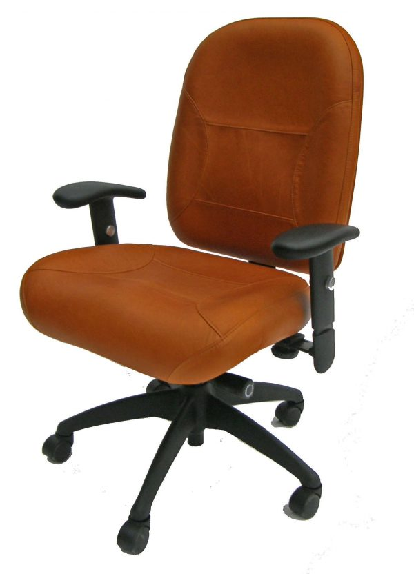 MVP Extreme Ergonomic Chair Glove Tan LEATHER