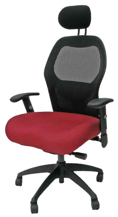 Get Hooked Up! - Mesh Ergonomic Chair