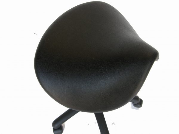 Let's Rodeo Saddle Stool tall base