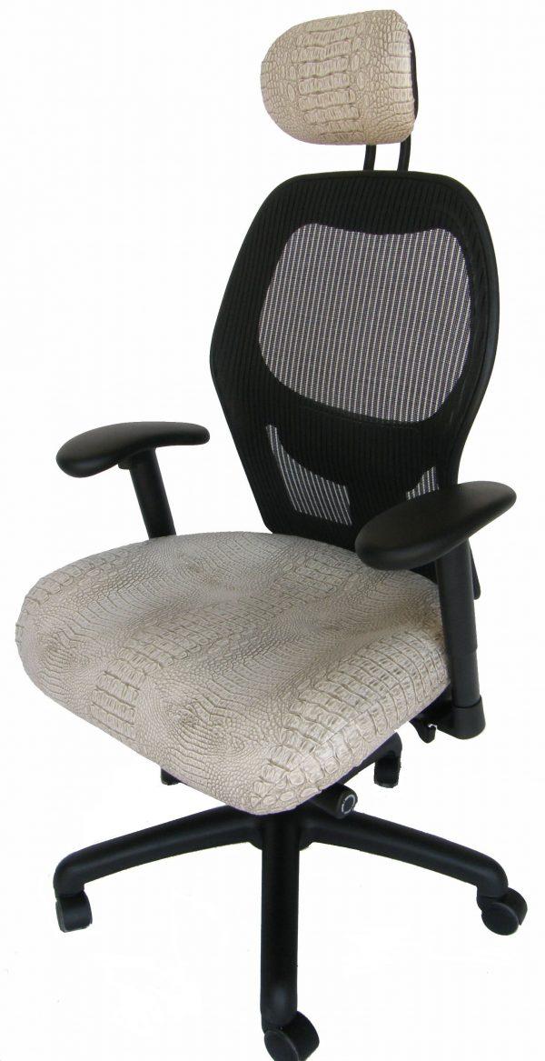 Ergonomic Mesh Back Chair - WOW Factor