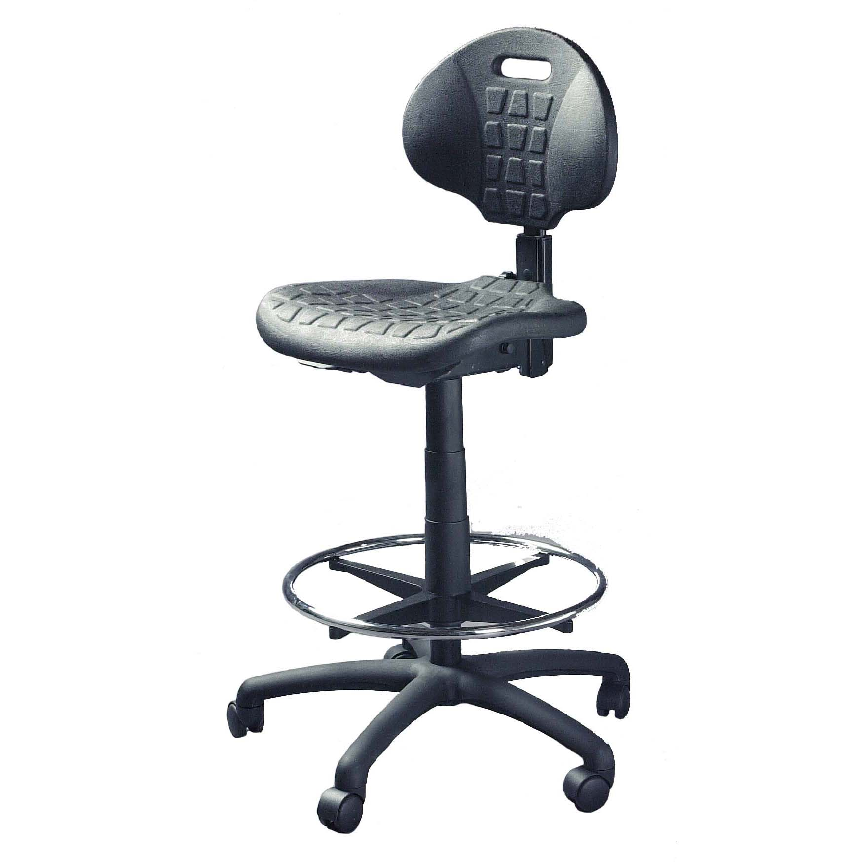 Pleasing Workout Lab Shop Chair With Footring Ibusinesslaw Wood Chair Design Ideas Ibusinesslaworg